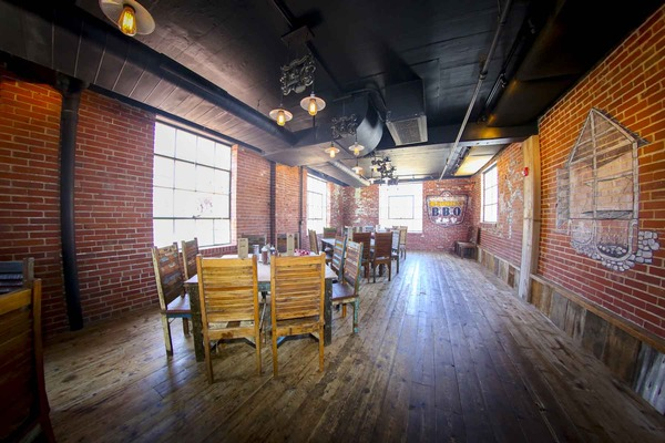 Hendricks BBQ's Private Loft